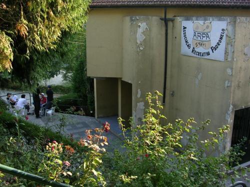 Vista da entrada da sede da ARPa